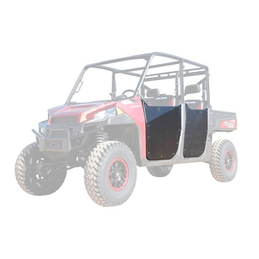 Dragon Fire Racing Ensemble de porte - Ranger Polaris - UTV - Porte complète