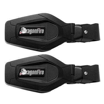 Dragon Fire Racing Miroir Slayer Pince de serrage ajustable