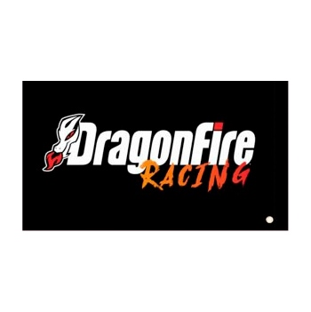 Dragon Fire Racing Flag DFR Racing