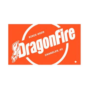 Dragon Fire Racing Drapeau Sécurité DFR