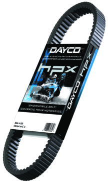 HPX5009 DAYCO HPX (High Performance Extreme) Snowmobile Belt