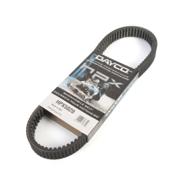 HPX5020 DAYCO HPX (High Performance Extreme) Snowmobile Belt