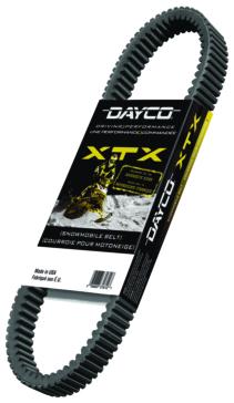 Courroie pour motoneige XTX (couple extrême) DAYCO XTX5034