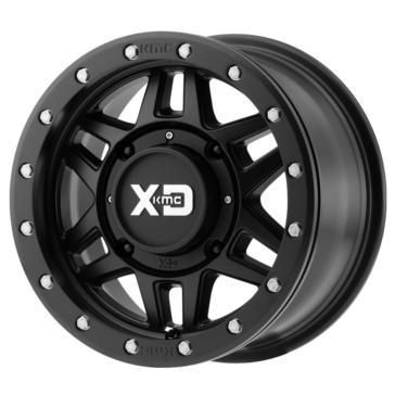 XDWHEELS XS228 Machete Beadlock Wheel