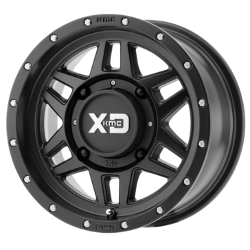KMC XD WHEELS XS128 Machete Wheel