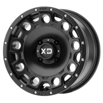KMC XD WHEELS Roue XS129 Holeshot 14x7 - 4/110 - +10 mm