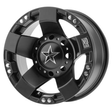 KMC ROCKSTAR Roue XS775 Rockstar 1 14x7 - 4/137 - +0 mm