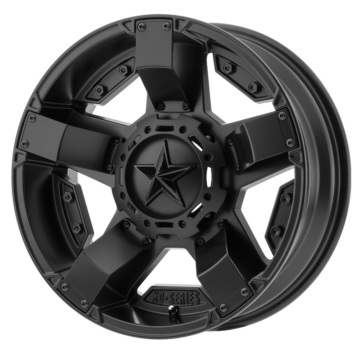 KMC ROCKSTAR XS811 Rockstar 2 Wheel 15x7 - 4/137 - +0 mm