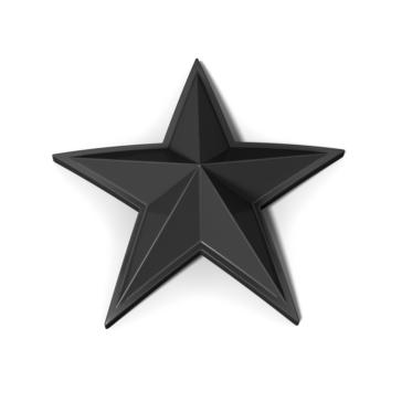 KMC ROCKSTAR Étoile interchangeable de capuchon de roue Roue RockStar 1 et 2
