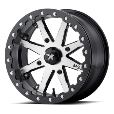 MSA WHEELS M21 Lok Wheel 4/110 - 15x7 - 0 mm