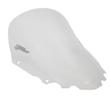 ZERO GRAVITY Double Bubble Windscreen Front - Kawasaki - Acrylic Plastic