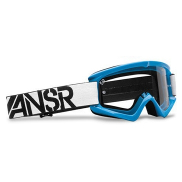 Blue ANSWER RACING Apex Goggles