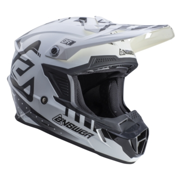 Casque Hors-Route AR1, enfant ANSWER RACING Solid