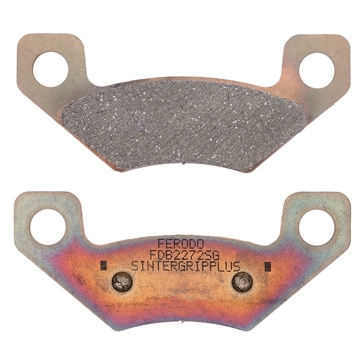 Ferodo Sintered Off-Road Brake Pad Metal - Front/Rear