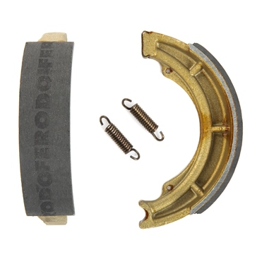 Ferodo Sintered Off-road Brake Shoe Metal - Rear