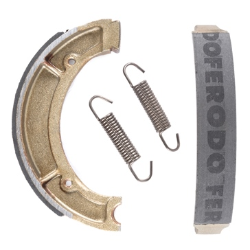 Ferodo Sintered Off-road Brake Shoe Metal - Front/Rear