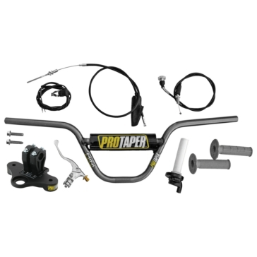 Pro Taper Ensemble de guidon CRF50 Pit Bike 50 cc
