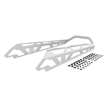 ITEK Bumper Powdercoat Series Rear - Ski-doo
