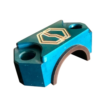 ITEK Rotative Fastener for Air-Brake Reservoir Protect brake reservoir