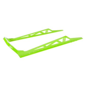 ITEK Bumper Powdercoat Series Rear - Fits Arctic cat