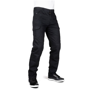 Bull It Jeans Cargo Black Easy Homme
