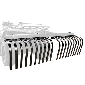 Black Boar Landscape Rake Implement ATV, UTV - 335009