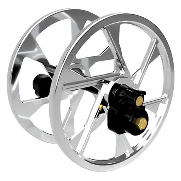 ITEK Ensemble de grandes roues Polaris