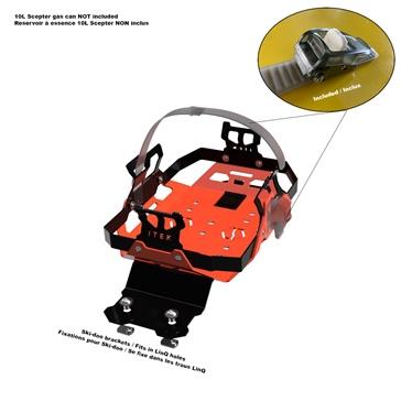 ITEK Gas can bracket kit