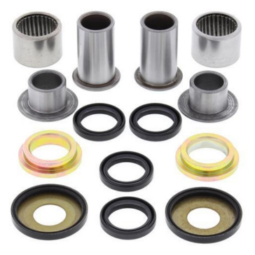 All Balls Swing Arm Bearing & Seal Kit Fits Suzuki