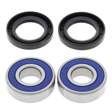 All Balls Wheel Bearing & Seal Kit Fits Honda, Fits BMW