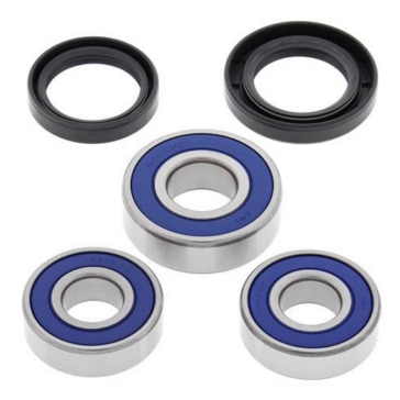 All Balls Wheel Bearing & Seal Kit Fits Aprilia, Fits BMW