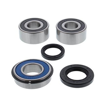 All Balls Wheel Bearing & Seal Kit Fits Triumph