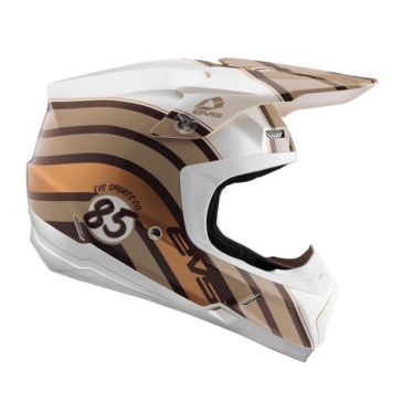 EVS T5 Off-Road Helmet Cosmic - Without Goggle