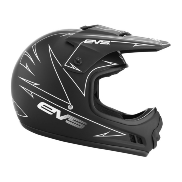 EVS T3 Off-Road Helmet Pinner - Without Goggle