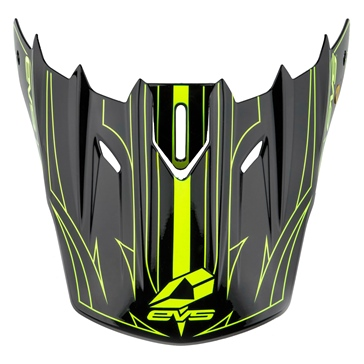 EVS Replacement Visor T5 Helmet Pinner