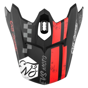 EVS Replacement Visor for T3 Helmet Fury