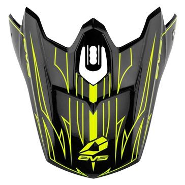 EVS Replacement Visor for T3 Helmet Pinner