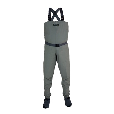 Compass360 Stillwater Chest Wader with booties