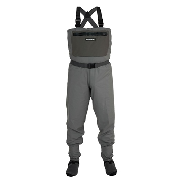 Compass360 Stillwater II Chest Wader with booties