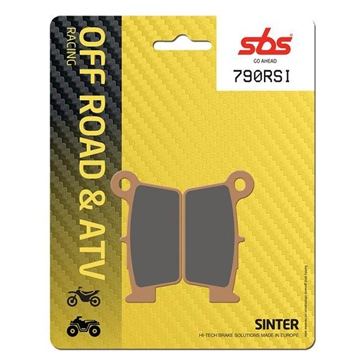 SBS RSI Brake Pad Sintered metal - Rear