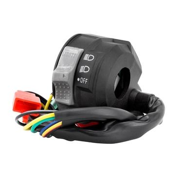 Kimpex HD Commutateur de poignée Poussoir - 345037