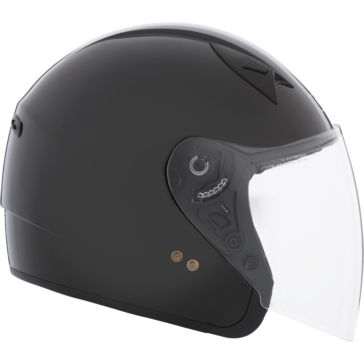 Solid CKX VG977 Open-Face Helmet, Summer