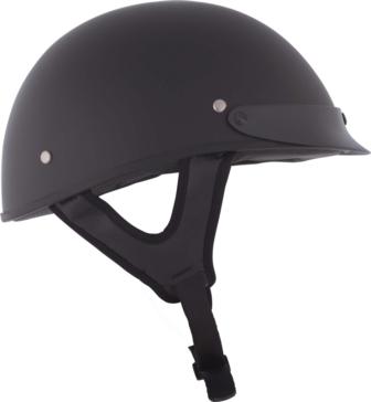 Solid CKX Slick Half Helmet