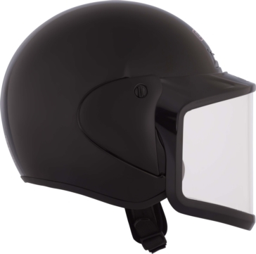 CKX VG975 Open-Face Helmet, Winter Solid