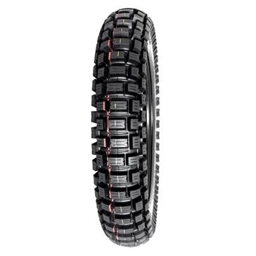 MOTOZ Xtreme Hybrid Gummy BFM Tire