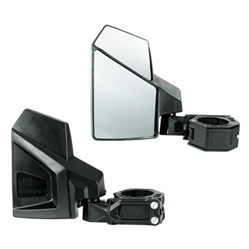 "Kolpin UTV Universal Side Mirror 1 3/4""-2"" Clamp-On"