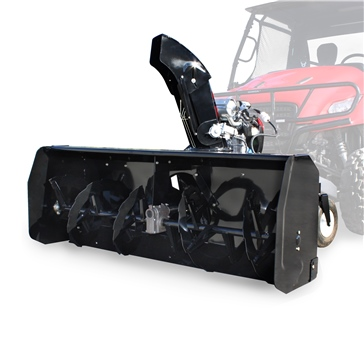 "BERCOMAC 72"" Vantage Snowblower 2.0"