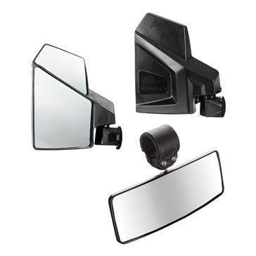 """Ensemble de miroirs pour UTV Kolpin Pince de serrage 2"""""""