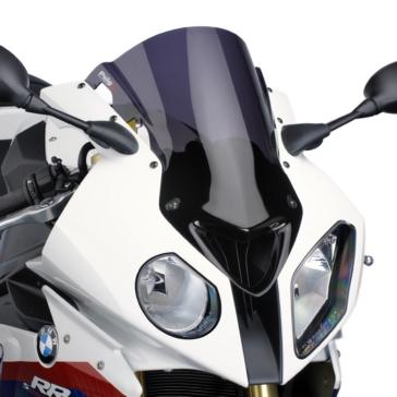PUIG Z-Racing Windshield Front - BMW - High Impact Acrylic