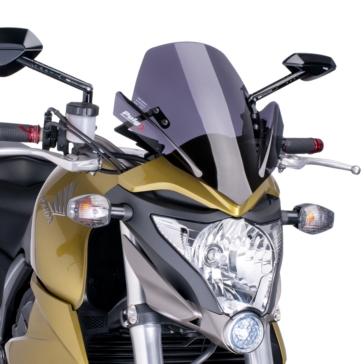 Puig Naked Windshield Fits Honda